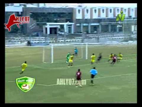 اهداف المقاولون العرب 1 الداخلية 1 الجولة العاشرة