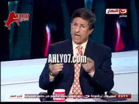 مصطفى يونس ـ رحيل طاهر ابو زيد عن الوزارة من علامات القيامة ومصر ماتت وحسن حمدي فاسد