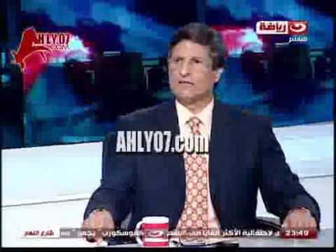 مصطفى يونس رفضت مصافحة الخطيب وحسن حمدي رفدني من السي بي سي عايز مصيبة تاخدني