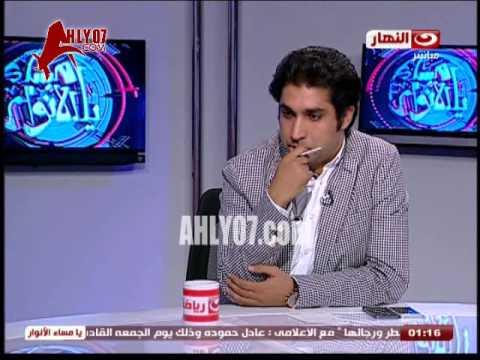 شيحة : السيد حمدي لن يكمل في الأهلي