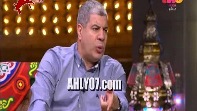 القيعي يشيد بقدرات المهاجم أحمد جعفر ويصفه بالعبقري ومفيد للأهلي