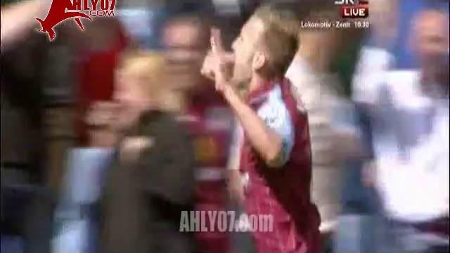 أهداف لقاء أستون فيلا 2 هال سيتي 1 الدوري الانجليزي 31 أغسطس 2014