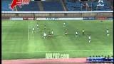 هدف منتخب مصر الاوليمبي الثاني وديا في المغرب  مقابل ثلاثة أحرزه كريم بامبو