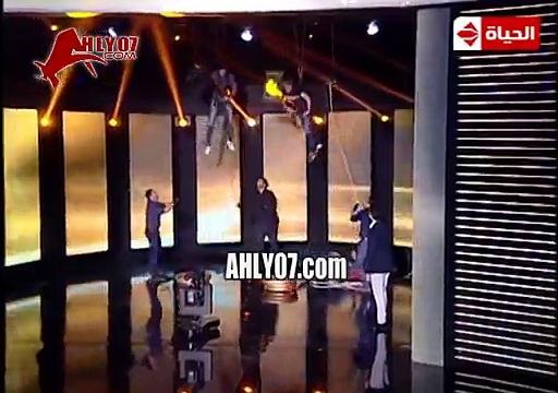 فيديو ـ زيدان واحمد حسن يقهران ميدو وحازم امام في الرياضة