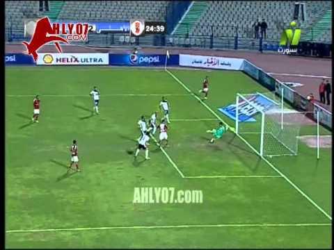 هدف الأهلي الثاني في طهطا مقابل 0 أحرزه عبد الله السعيد