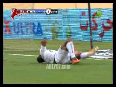 هدف الرجاء الأول في الأهلي مقابل 1 في 31 مارس 2015