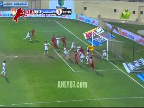 هدف الأهلي الثاني في الرجاء مقابل 1أحرزه صلاح الدين سعيد في 31 مارس 2015