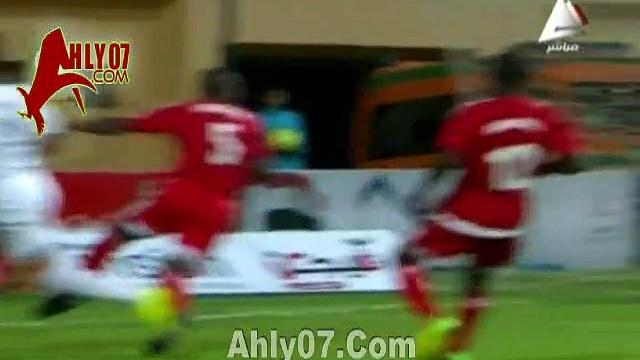 أهداف مباراة منتخب مصر 2 – 0 غينيا الإستوائية – ودية دولية -26 مارس 2015