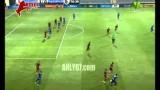 هدف الأهلي الأول في الداخلية مقابل 0 أحرزه رمضان صبحي في مايو 2015