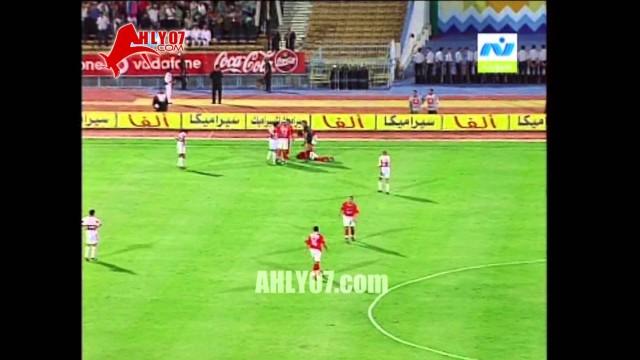 الشوط الثاني من مباراة الأهلي والزمالك 6-1 بتعليق طارق الأدور وطارق يحيى HD