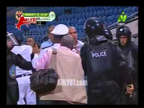 هدف الأهلي الأول القاتل في الاتحاد السكندري مقابل 0 أحرزه رمضان صبحي