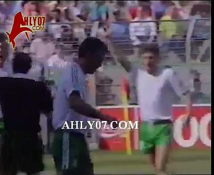 ملخص مباراة مصر 0 – 0 أيرلندا – مونديال 90 بتاريخ 17 يونيو 1990