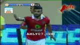 هدف الأهلي الأول مقابل 0 الجونة – إسلام رشدي – 20 يونيو 2015