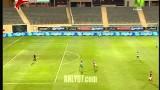هدف الأهلي الثاني في الداخلية مقابل 0 أحرزه صلاح الدين  في 1 يونيو 2015