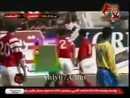 أهداف مباراة الأهلي 3 – 0 الإسماعيلي بتاريخ 12 فبراير 1995 الموافق 12 رمضان