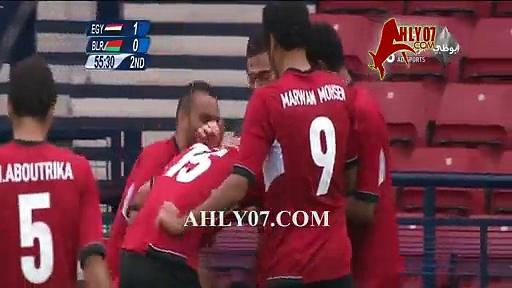 أهداف مباراة مصر 3 – 1 بيلاروسيا – أوليمبياد لندن 2012 بتاريخ 13 رمضان