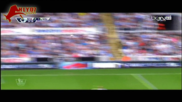 الهدف الأول ساوثهامبتون مقابل 0 نيوكاسل – الجولة الأولي البريميرليج 9 أغسطس 2015