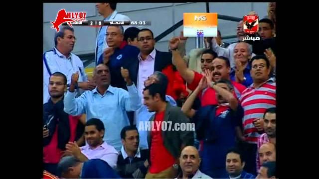 هدف الأهلي الثاني في الاتحاد السكندري مقابل 0 متعب الدوري 28 اكتوبر 2011