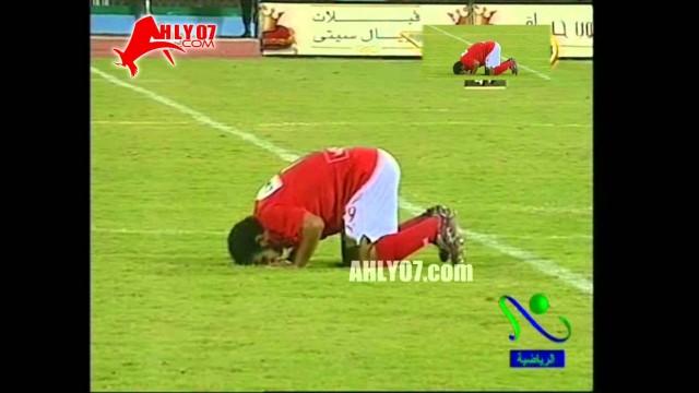 هدف الأهلي الثاني في المصري مقابل 0 متعب الدوري 2 نوفمبر 2006