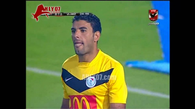 هدف الأهلي الثاني في الداخلية مقابل 0 متعب الدوري 3 نوفمبر 2011