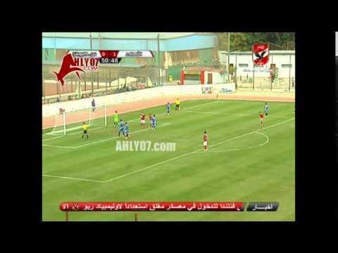 أهداف الأهلي 3 سيراميكا كليوباترا 1 حمدي زكي وصبحي ومتعب ودي 12 نوفمبر 2015