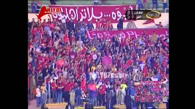أهداف الأهلي 3 المقاولون العرب 1 هاتريك تريكة الدوري 27 نوفمبر 2005
