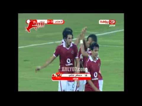 هدف الأهلي الثالث في دبي مقابل 0 حسام غالي وديا 2 ديسمبر 2015