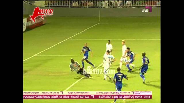 هدف محمد أبو تريكة مع بني ياس في نهائي بطولة الخليج 23 مايو 2013