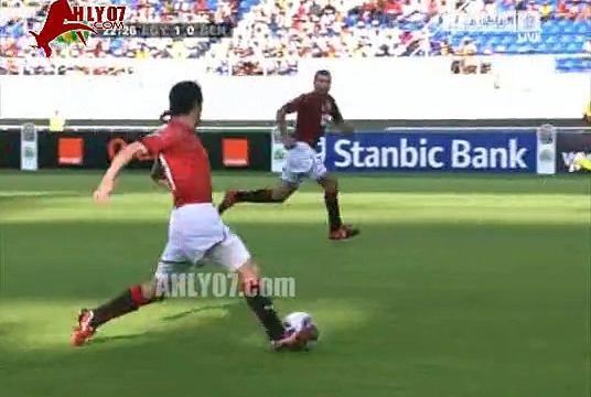 هدف منتخب مصر الثاني في بنين مقابل 0 متعب أمم افريقيا 20 يناير 2010
