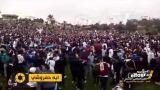 شاهد هتافات التراس الزمالك اليوم الشعب يريد اعدام مرتضى منصور