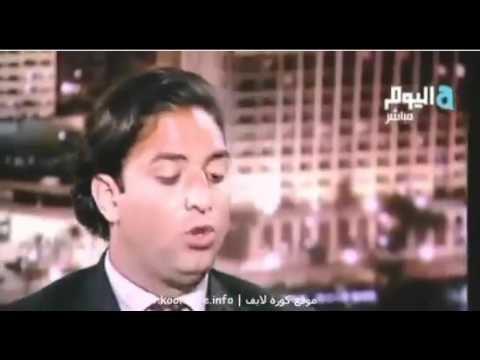 مسخرة السنين ميدو : مرتضى منصور اتبولوا عليه وخد قفا حراق من الوايت نايتس