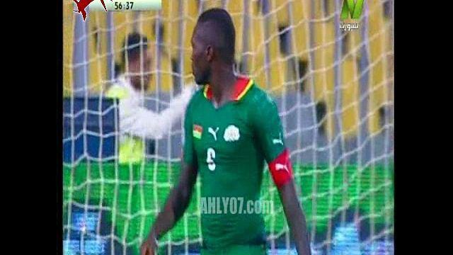 أهداف منتخب مصر 2 بوركينا فاسور 0 السعيد وديا 27 فبراير 2016