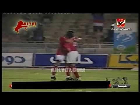 أهداف فوز الأهلي 2 مقابل 0 النصر الليبي فضل و عادل مصطفي إياب دور الستة عشر الكونفيدرالية 31 مايو 20