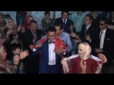 فيديو تحفة.. فرح عريس أهلاوي وعروسة زمالكاوية ماذا حدث بين الطرفين والحاضرين