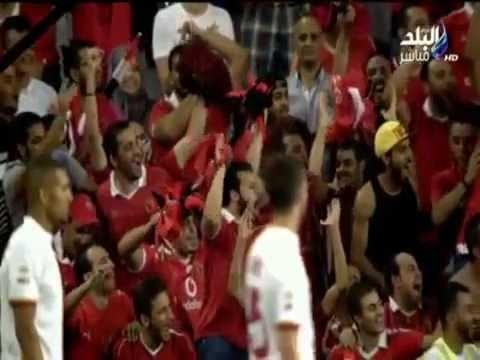 أهداف الأهلي 4 روما 3 انطوي ومؤمن زكريا ووليد سليمان واحمد الشيخ 20 مايو 2016