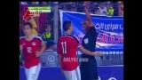 هدف منتخب مصر للشباب الأول في انجولا مقابل 0 تصفيات امم افريقيا 10 يوليو 2016