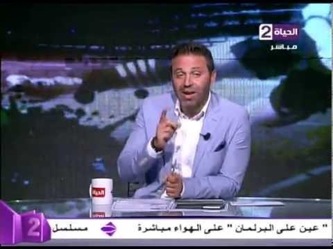 شاهد اول تعليق لحازم امام على خناقة باسم مرسي وحازم بالسكينه وزلزال داخل الزمالك