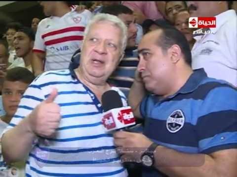 شاهد أول تصريح ناري لمرتضى منصور بعد فوز الزمالك بكأس مصر على حساب الاهلي