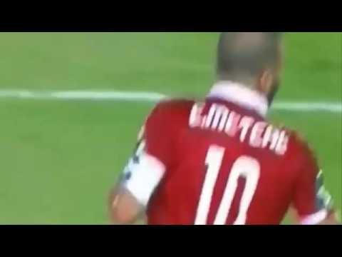 هدف الأهلي الثاني في زيسكو الزامبي مقابل 2 عماد متعب 12 أغسطس 2012