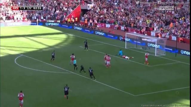 شاهد أهداف السباعية المجنونة ليفربول 4 ارسنال 3 في قمة الدوري الانجليزي وتحويل الهزيمة لفوز