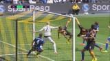 شاهد هدف اسطوري بطريقة الركلة المزدوجة لكابتن ماجد وياسين يحرزه هال المحمدي في ليستر افتتاح الدوري الانجليزي