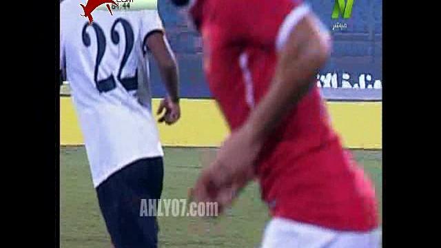هدف الأهلي الخامس في الألومنيوم مقابل 0 عماد متعب كأس مصر دور 32 22 ديسمبر 2016