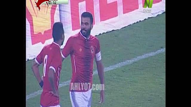 هدف الأهلي السادس في الألومنيوم مقابل 0 عماد متعب كأس مصر دور 32 22 ديسمبر 2016