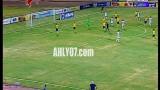 شاهد فضيحة في أول مباراة للزمالك في الدوري ركلة جزاء وهمية امام النصر للتعدين بإعتراف جمال الغندور