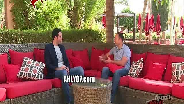 شاهد الحوار الكامل لمحمد أبو تريكة لأول مره بعد غياب طويل في التلفزيون العربي 25 ديسمبر 2016