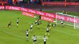 شاهد خطأ قاتل لمدافع غانا يهدي الكاميرون الهدف الاول مقابل 0 قبل نهائي امم افريقيا 2017
