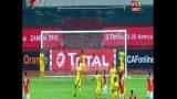 شاهد منتخب مصر للشباب في الوقت القاتل يهدر هدف الفوز بفرصة سهله امام مالي في امم افريقيا