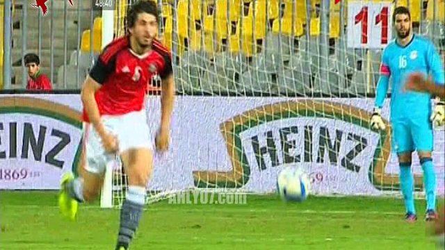 أهداف منتخب مصر 3 توجو 0 كهربا الشيخ النني وديا 28 مار 2017