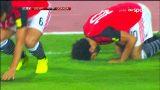 هدف منتخب مصر الأول في اوغندا مقابل 0 محمد صلاح تصفيات كأس العالم 2018