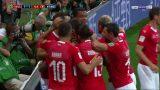 هدف تعادل سويسرا أمام البرازيل 1-1 كأس العالم 2018